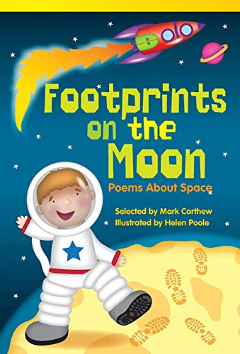 9781433355646: Footprints on the Moon: Poems About Space (Fiction Readers)