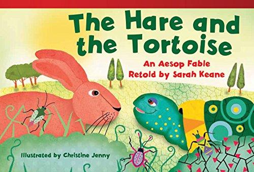 Hare and the Tortoise : An Aesop's: Sarah Keane