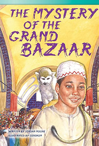 9781433356452: The Mystery of the Grand Bazaar (Fiction Readers)