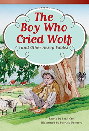 9781433356483: The Boy Who Cried Wolf and Other Aesop Fables (Fiction Readers)