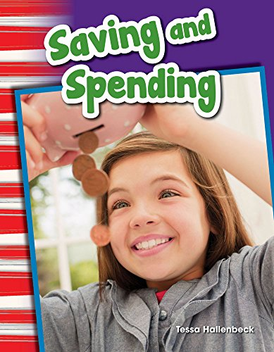 9781433369773: Teacher Created Materials - Primary Source Readers: Saving and Spending - Grade 1 - Guided Reading Level E