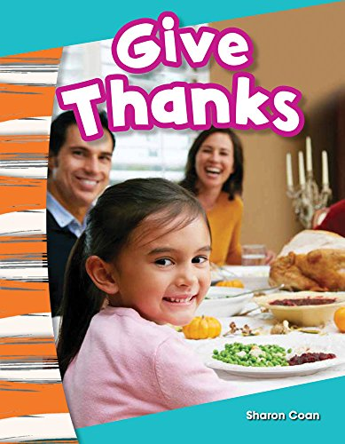 9781433373411: Giving Thanks (Social Studies Readers : Content and Literacy)