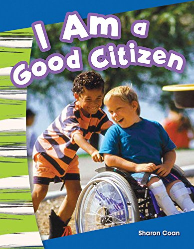Image result for  am a Good Citizen by Sharon Coan