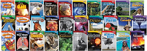 9781433373916: TIME FOR KIDS® Informational Text Grade 2 Readers 30-Book Set (TIME FOR KIDS® Nonfiction Readers)