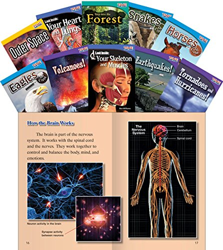 9781433374067: Science Guided Reading Grade 2 15-Book Set (Classroom Library Collections)