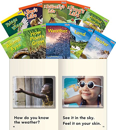 9781433374074: Science Guided Reading Grade 1 15-Book Set (Classroom Library Collections)