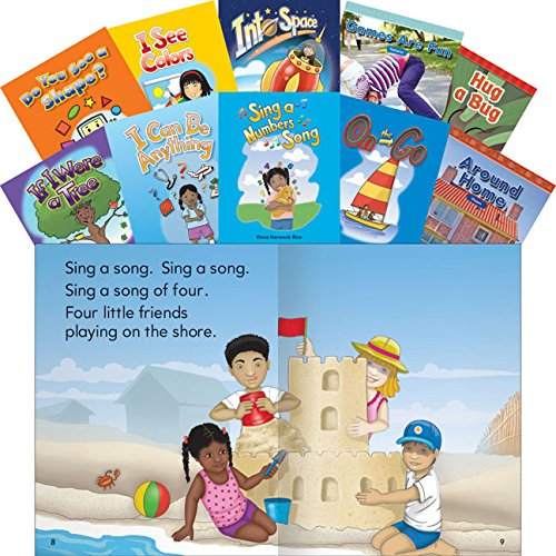 Common Core Kindergarten 22-Book Set (Paperback): Sharon Coan, Dona Herweck Rice