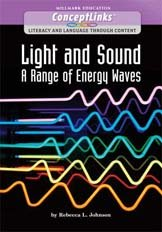 9781433401589: Light and Sound A Range Of Energy Waves