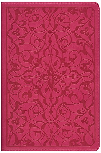 ESV Compact Bible (TruTone, Wild Rose, Floral Design): ESV Bibles by Crossway