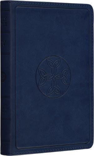 ESV Compact Bible (TruTone, Royal Blue, Eternity Design)
