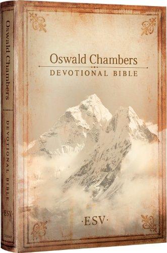 9781433502262: ESV Oswald Chambers Devotional Bible