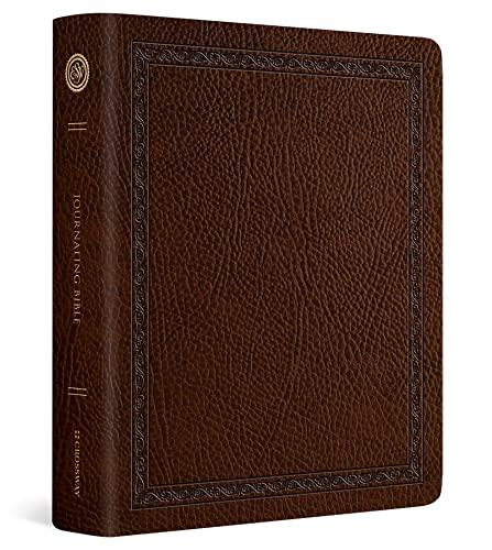 9781433502347: ESV Journaling Bible (Mocha, Threshold Design)