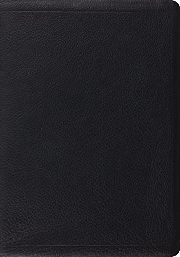 ESV Study Bible (Black): Corporate Author-Crossway Bibles