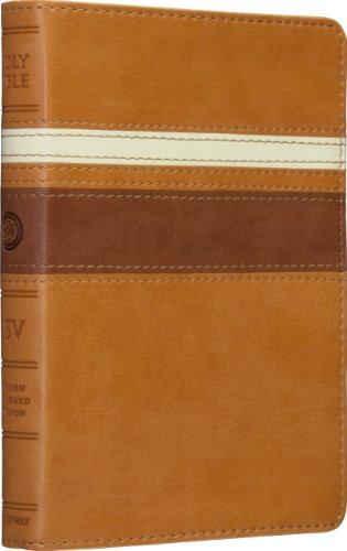 ESV Compact Bible (TruTone, Harvest, Horizon