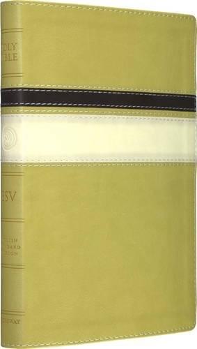 9781433503733: ESV Thinline Bible (TruTone, SpringGreen, Horizon Design)