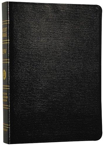 9781433503924: Holy Bible: English Standard Version, Black, Giant Print