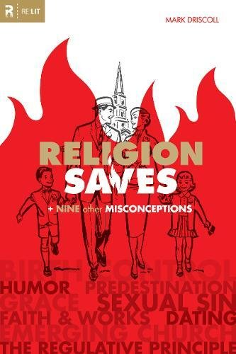 9781433506161: Religion Saves: And Nine Other Misconceptions (Re:Lit:Vintage Jesus)