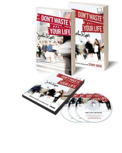 Don't Waste Your Life Group Study Kit: Piper, John