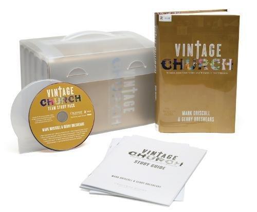 9781433513664: Vintage Church Team Study Pack (Re:Lit: Vintage Jesus)