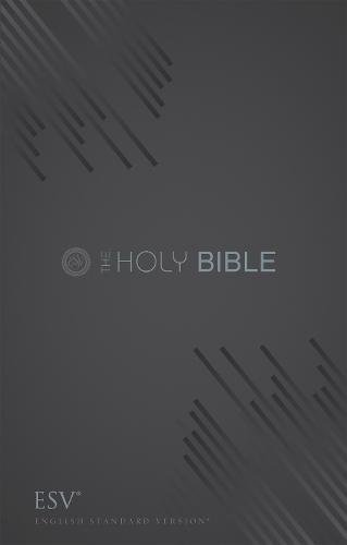 9781433514319: ESV Outreach Bible (Paperback, Graphite Design)