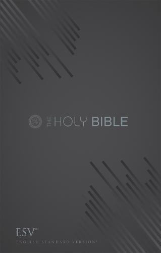 9781433514319: ESV Outreach Bible (Paperback, Graphite Design)