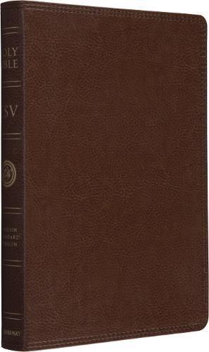 9781433514807: ESV Premium Thinline Bible (TruTone, Natural Brown)