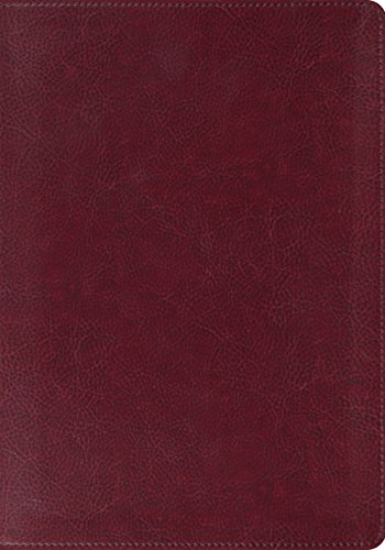 The Holy Bible ESV English Standard Version.