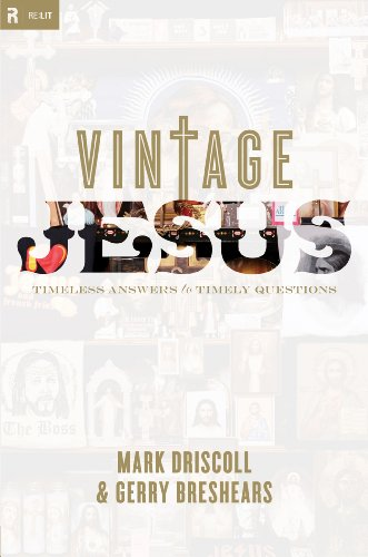 9781433519659: Vintage Jesus: Timeless Answers to Timely Questions (Re:Lit:Vintage Jesus)