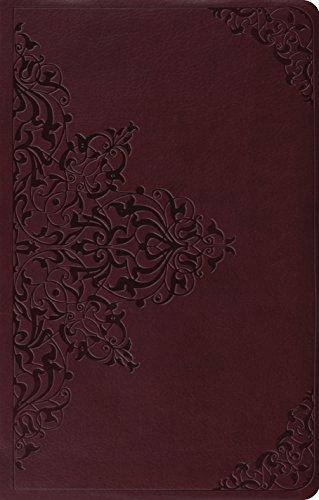 9781433519697: ESV Value Thinline Bible (TruTone, Chestnut, Filigree Design)