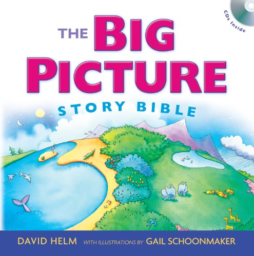 9781433523915: The Big Picture Story Bible