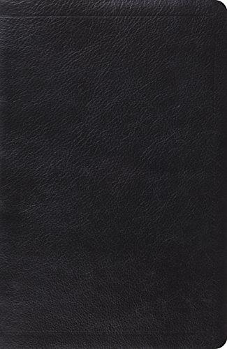 9781433524714: ESV Classic Reference Bible (Calfskin, Black)