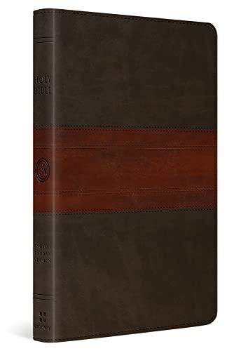 9781433527265: ESV Thinline Bible (TruTone, Forest/Tan, Trail Design)