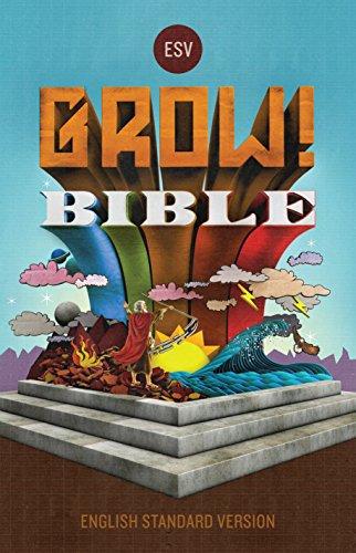 ESV Grow! Bible: ESV Bibles by