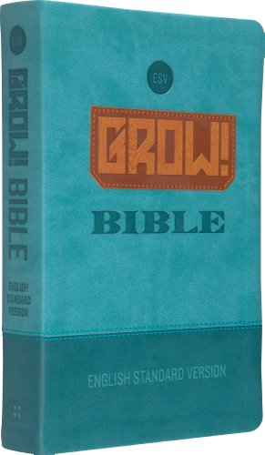 9781433528767: ESV Grow Bible TruTone Blu