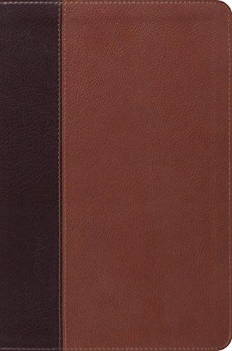 9781433530876: ESV Single Column Legacy Bible (TruTone, Brown/Saddle, Timeless Design)