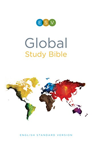 9781433531538: Global Study Bible-ESV (English Standard Version)