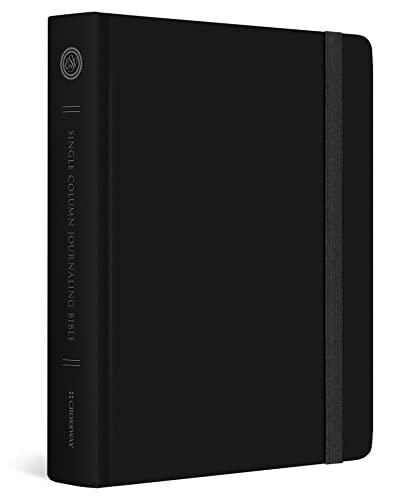 Single Column Journaling Bible-ESV (Hardcover)
