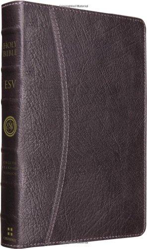 9781433532689: ESV Vintage Thinline Bible (Cowhide, Black, Hemisphere Design)