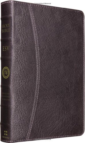 9781433532689: ESV Vintage Thinline Bible (Cowhide, Black, Hemisphere Design)