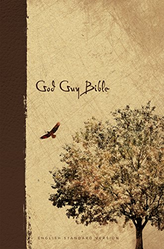 God Guy Bible (1433534711) by ESV Bibles by Crossway