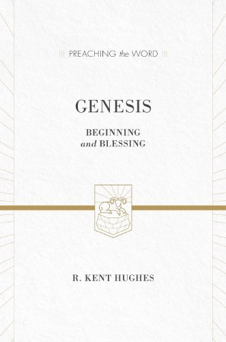 9781433535529: Genesis: Beginning and Blessing (Preaching the Word)