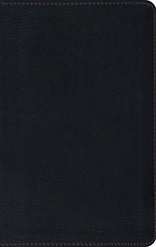 ESV Compact Bible (TruTone, Charcoal): English Standard