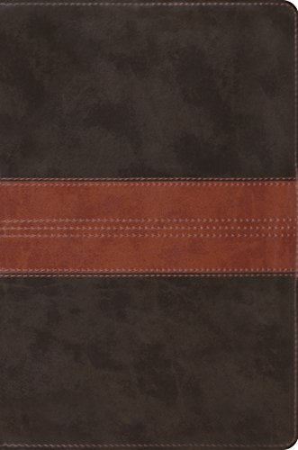 9781433535758: ESV Single Column Legacy Bible (TruTone, Forest/Tan, Trail Design)