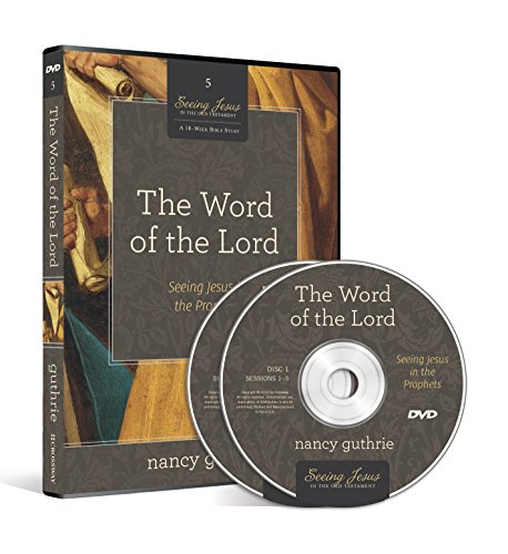 9781433536540: The Word of the Lord DVD: Seeing Jesus in the Prophets