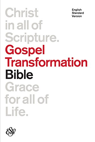 9781433537189: ESV Gospel Transformation Bible (White)