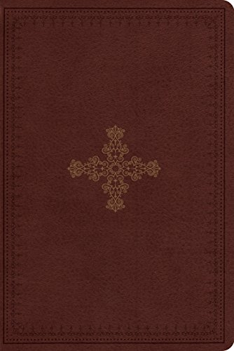 ESV Study Bible, Personal Size (TruTone, Deep: ESV Bibles by