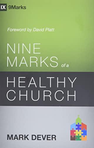 9781433539985: Nine Marks of a Healthy Church (9marks: Building Healthy Churches)