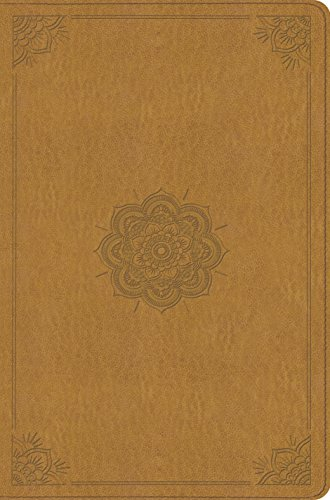 9781433540530: ESV Compact Bible (TruTone, Goldenrod, Emblem Design)