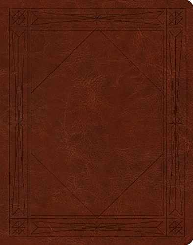 ESV Single Column Journaling Bible (TruTone over: ESV Bibles by