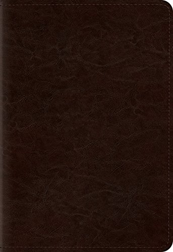 ESV Pocket New Testament with Psalms and Proverbs (TruTone, Coffee): ESV Bibles by Crossway